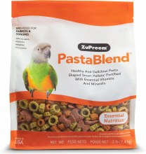 ZuPreem PastaBlend for Parrots and Conures 3lb