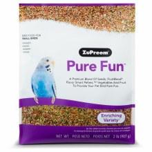 ZuPreem Pure Fun for Small Birds 2lb
