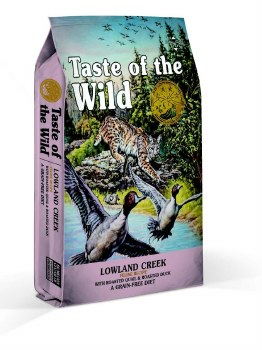 Taste of the Wild Adult Cat Lowland Creek 5lb