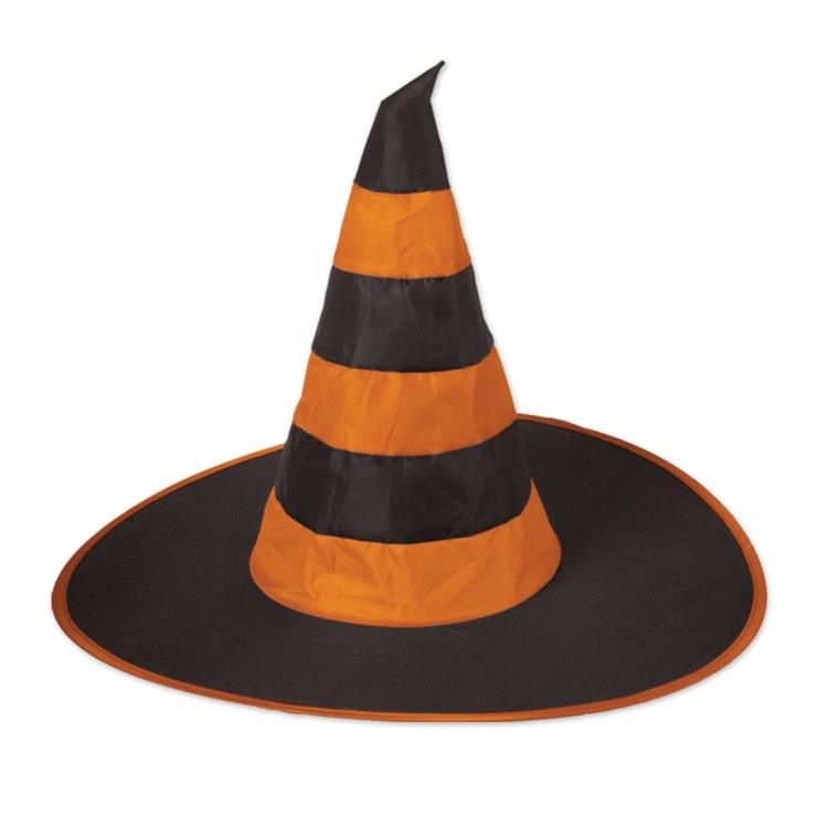 Hat Witch Nylon Asst.