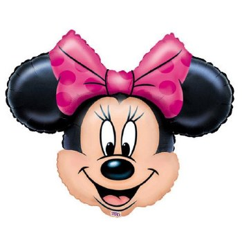 "Blln 30"" Minnie Head"