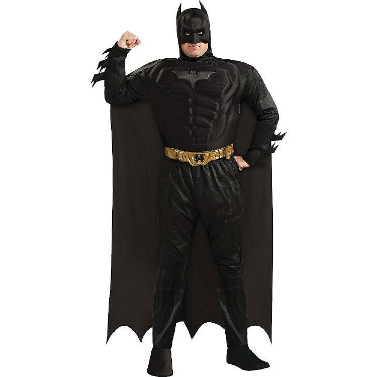 Batman Dlx Plus Size
