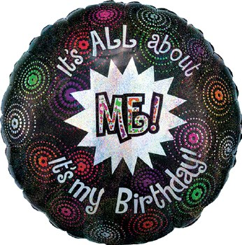 """Mylr 18"""" HB Its All About Me"""