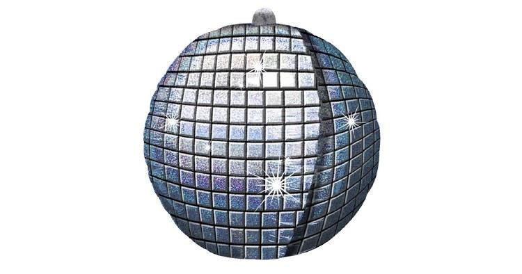 Blln Foil Disco Ball