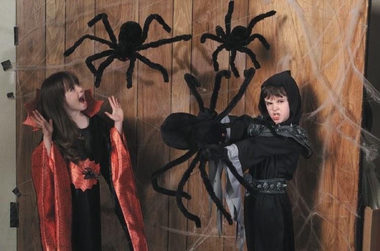 """20"""" Spider w/Jewel Eyes"""