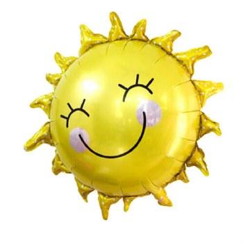 Blln Foil Sunshine Sun
