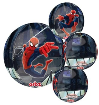 16'' Orbz SPIDERMAN