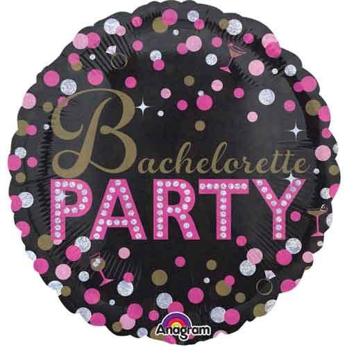 "Mylr 18"" Bachelorette Party"