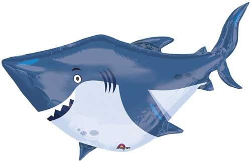"Jumbo Shark Buddy ~ 40"""