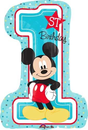 Mickey Mouse 1 Shape