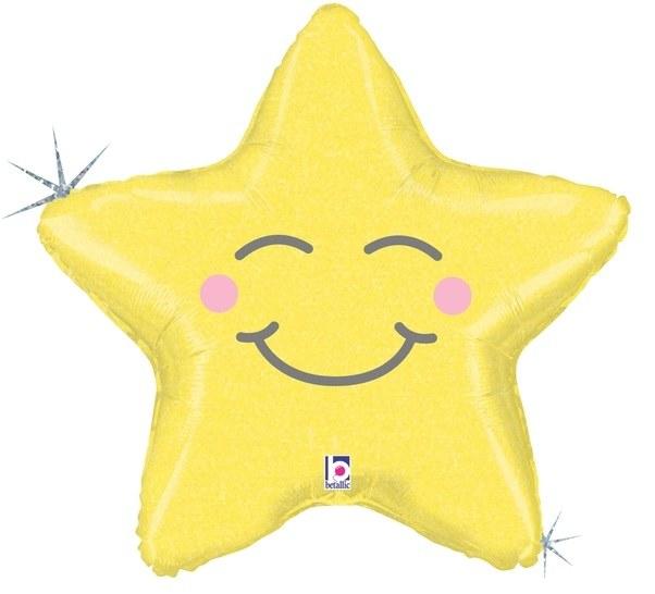 """Mylr 26"""" Cute Chubby Star"""