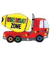 """Mylr 30"""" HB Zone Cement Truck"""