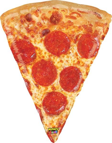 "MYL 34"" Pizza SIice"