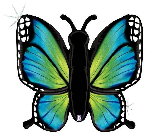 MYL 46'' Butterfly Blue