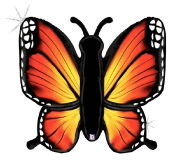 MYLR 46'' Butterfly Orange