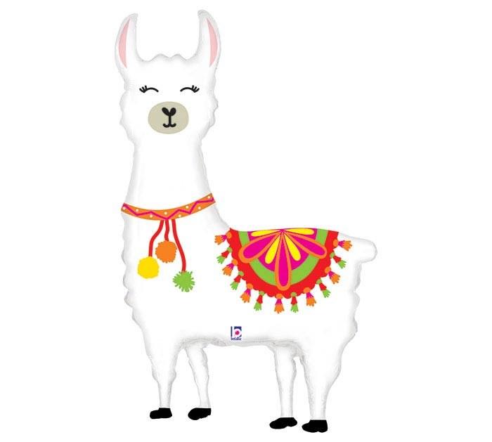 "MYLR 45"" Llama Shape"