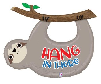 MYL 42'' Hang In There