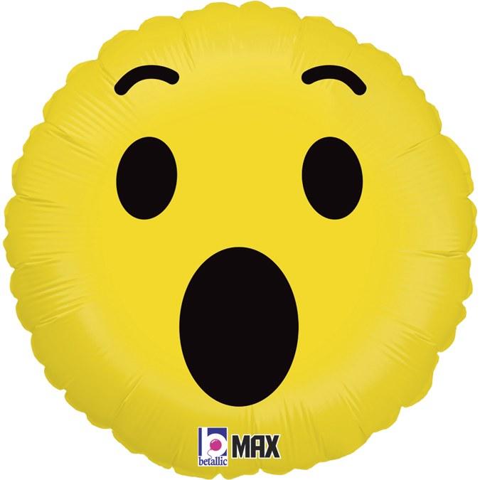MYL 18'' Wow Emoji