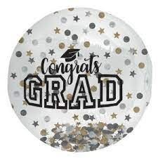 Congrats Grad Inflatable Ball
