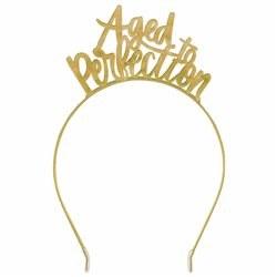 Aged to Perfection Headband