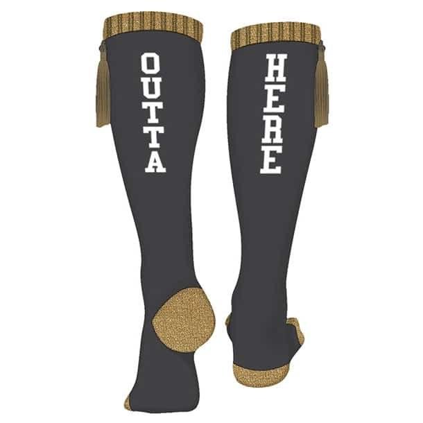 Grad Knee Socks