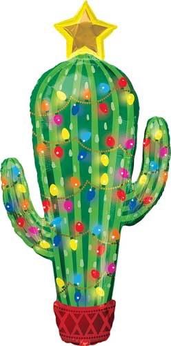 "MYLR 40"" Christmas Cactus"
