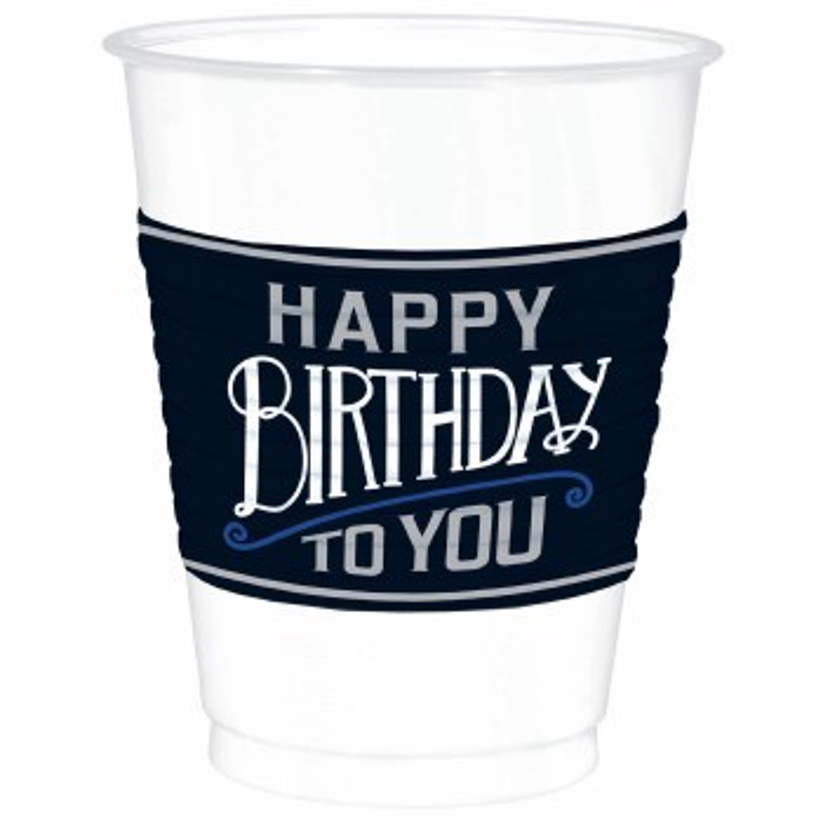 Birthday Man 16oz Cups
