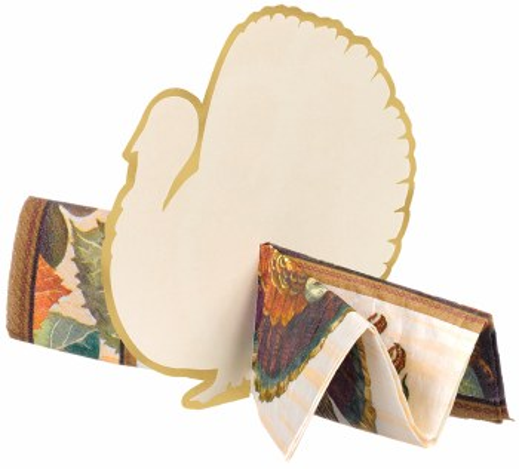 Place Card Nap Holder Turkey