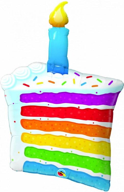 MYL 42'' Cake Slice