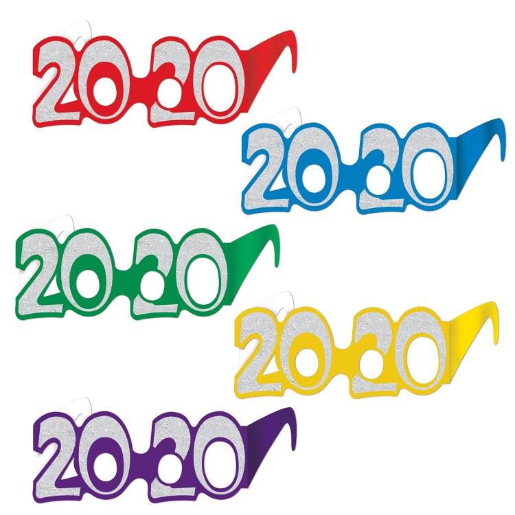 2020 Foil Eyeglasses