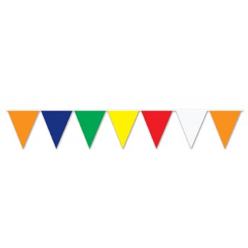 Banner Multicolor Pennant