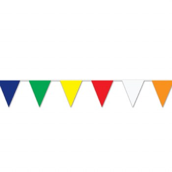 Banner Pennant Outdoor 30ft MC