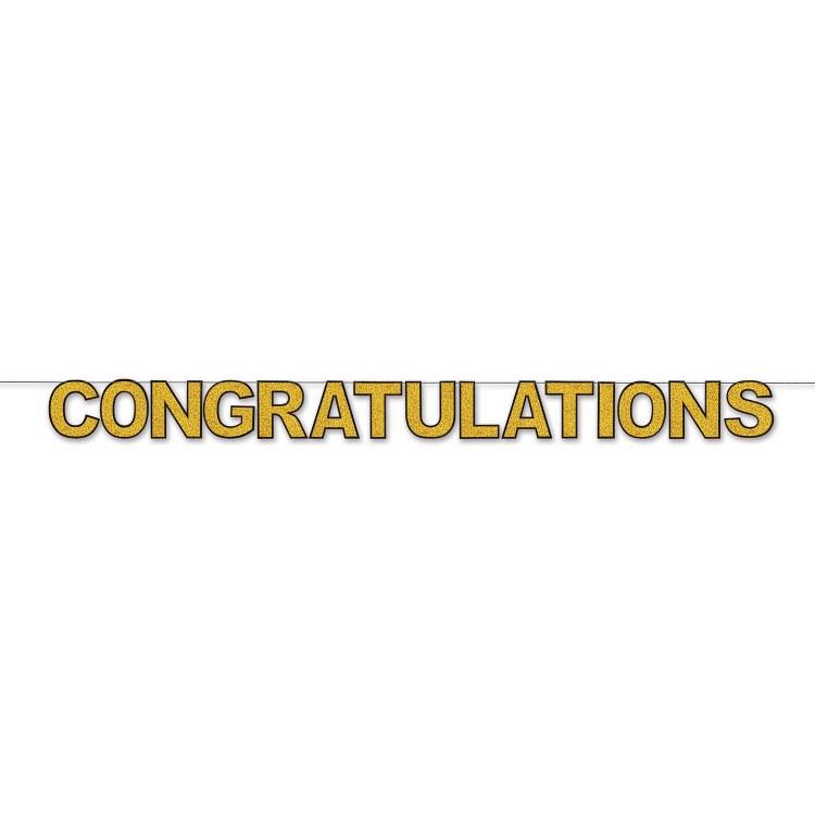 Streamer Congratulations