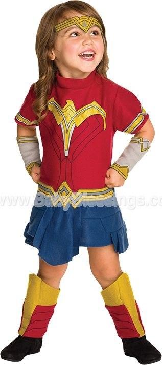 Wonder Woman Child 2T/4T
