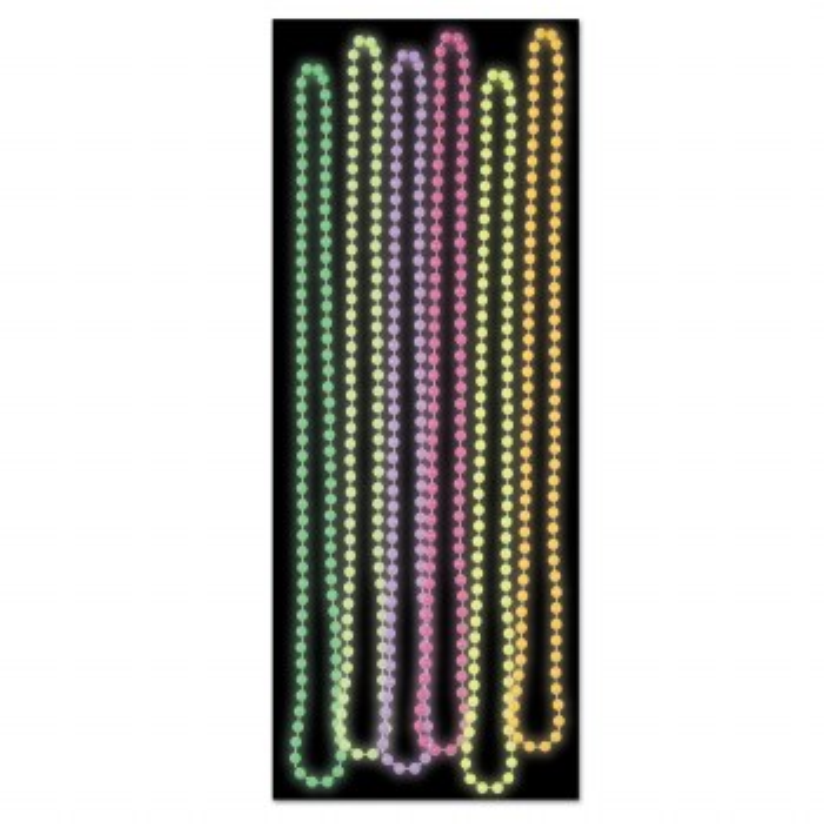 Beads Glow In The Dark Asst