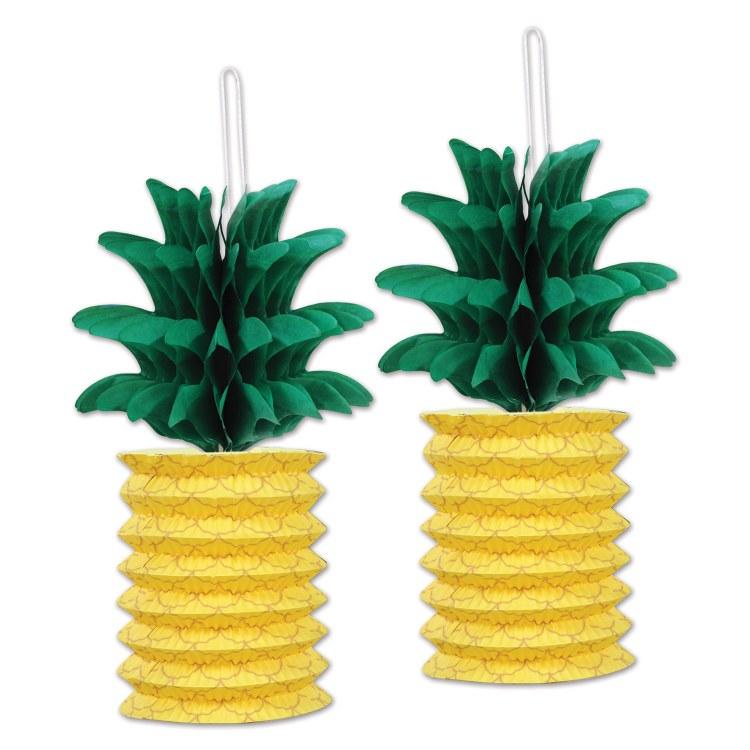 Pineapple Lanterns