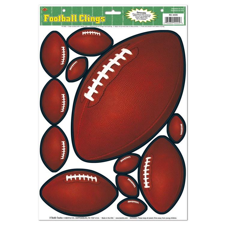 Clings Footballs