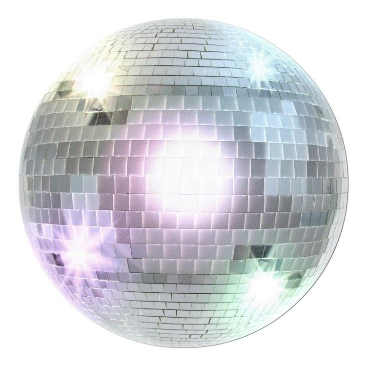 Cutouts Disco Ball