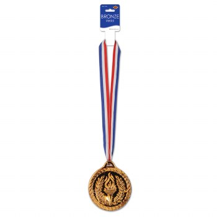 Medal Bronze Large