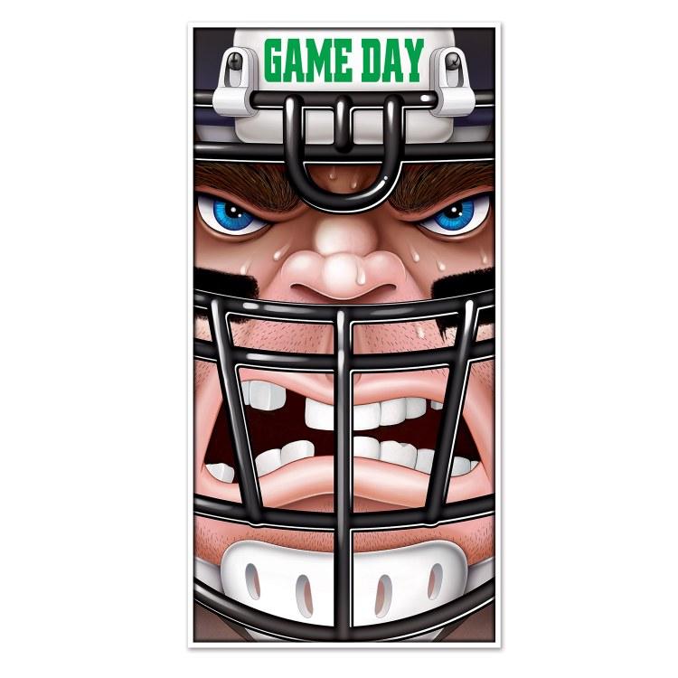 Football Door Cover