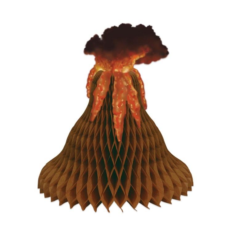 Volcano Centerpiece