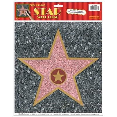 Peel N Place Star