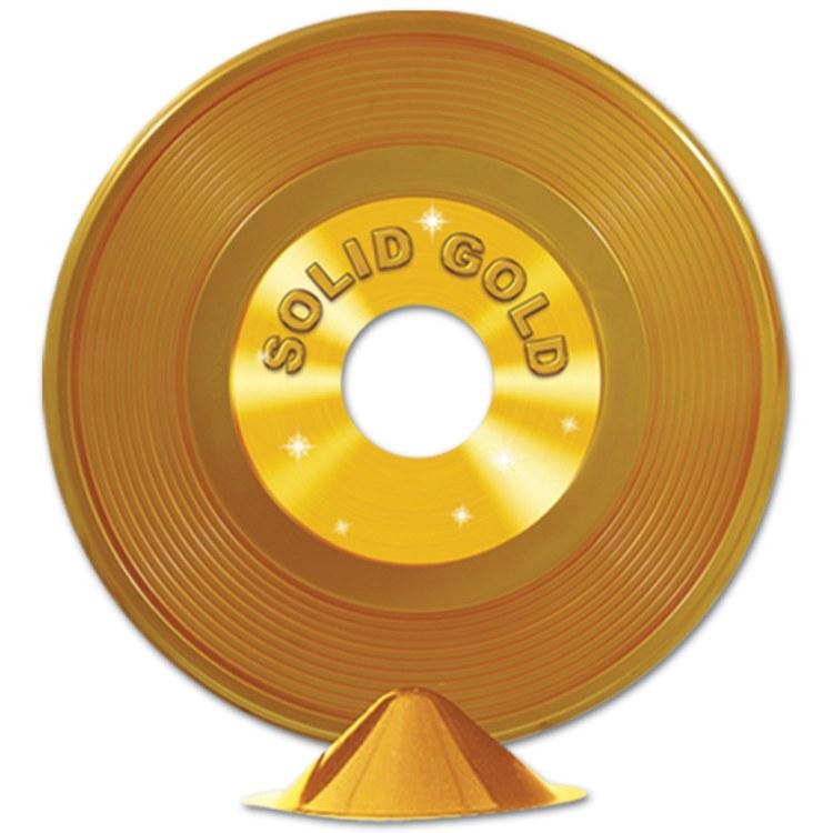 Centerpiece Gold Record