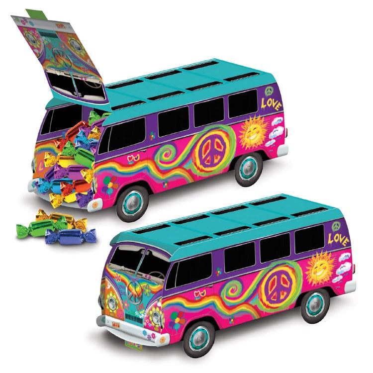 Bus 60's Centerpiece