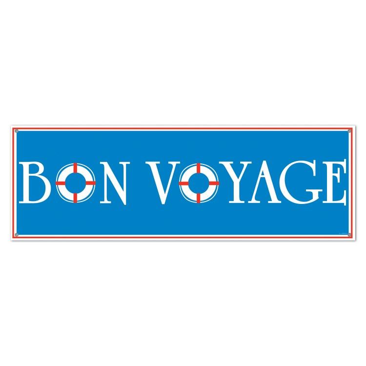 Banner Bon Voyage