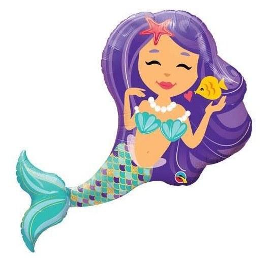 Mylr 38'' Mermaid