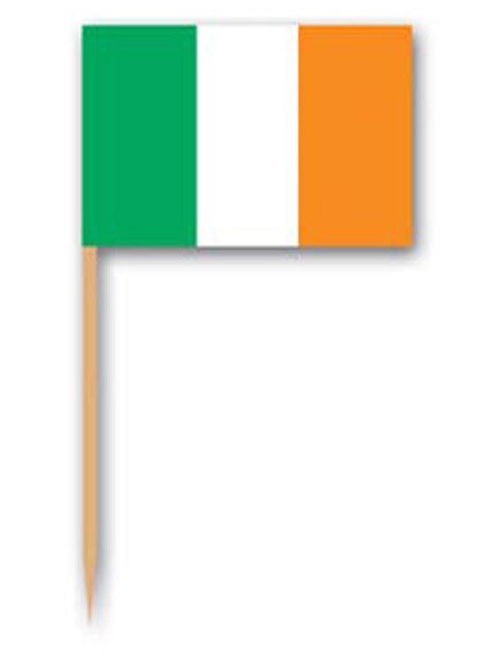 Irish Flag Picks