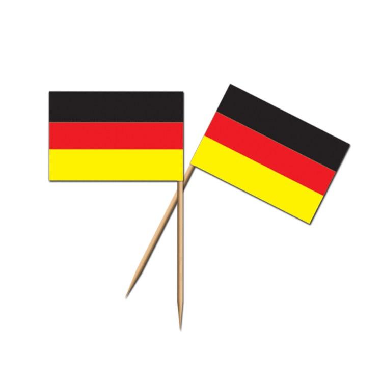 Flag Picks German