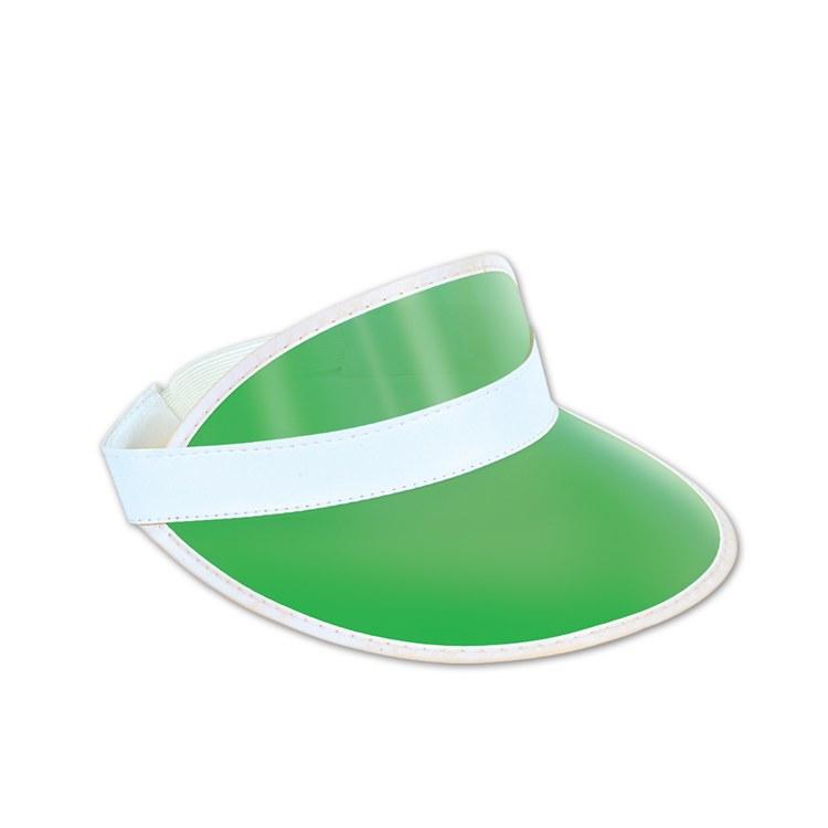 Visor Green Plastic