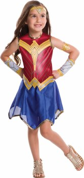 Wonder Woman DLX Child Lg